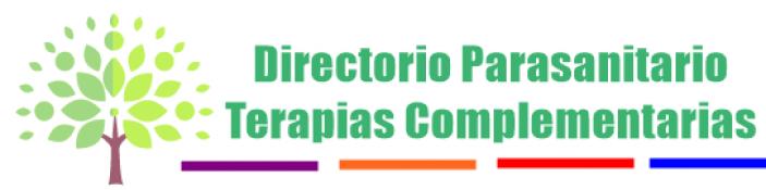 Directorio de parasanitarios y terapias complementarias. Guía Online